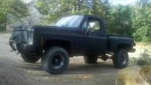 Truck Forums  ArielChyna's Album: My 79 Chevy Custom