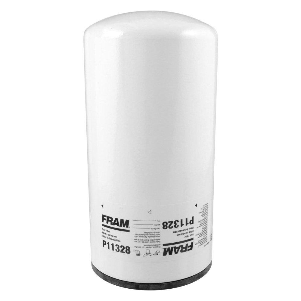 medium resolution of fram hd secondary spin on fuel filter