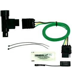 hopkins ford f500 1977 plug in simple towing wiring harnesstowing wiring harness with [ 1000 x 1000 Pixel ]