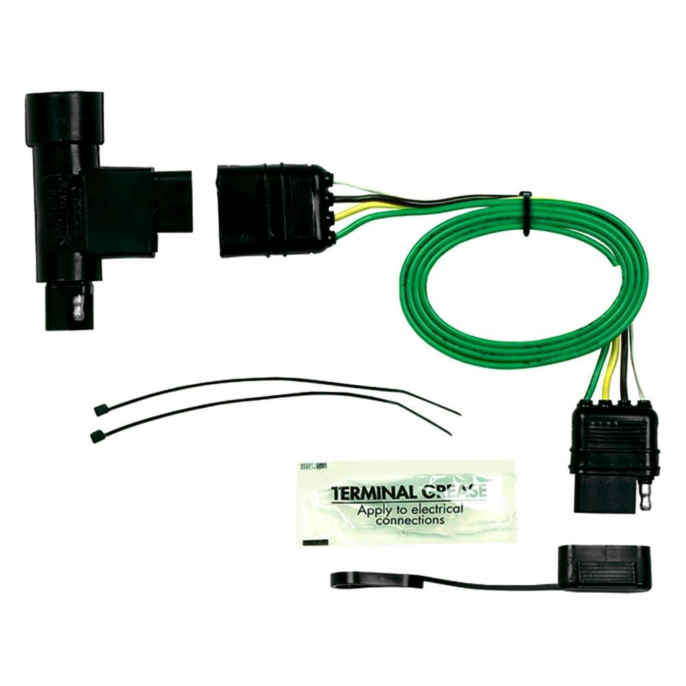 medium resolution of hopkins ford f500 1977 plug in simple towing wiring harnesstowing wiring harness with