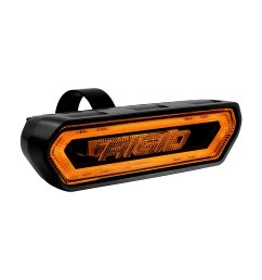 rigid industries chase series rear black led turn signal parking light [ 1500 x 1500 Pixel ]