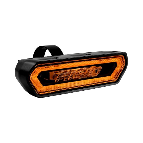 small resolution of rigid industries chase series rear black led turn signal parking light