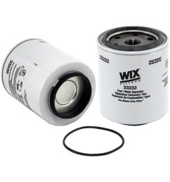 wix spin on fuel water separator diesel filter [ 1000 x 1000 Pixel ]