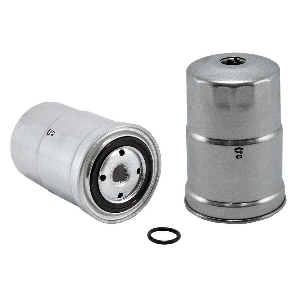 hight resolution of wix spin on diesel fuel filter