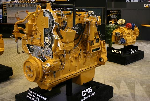 3126 Caterpillar Fuel Filter Truck Trucking Company Sues Caterpillar Over Acert Engine
