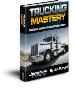 Trucking Made Easy: The Complete E series  Image of Trucking Mastery 241x300
