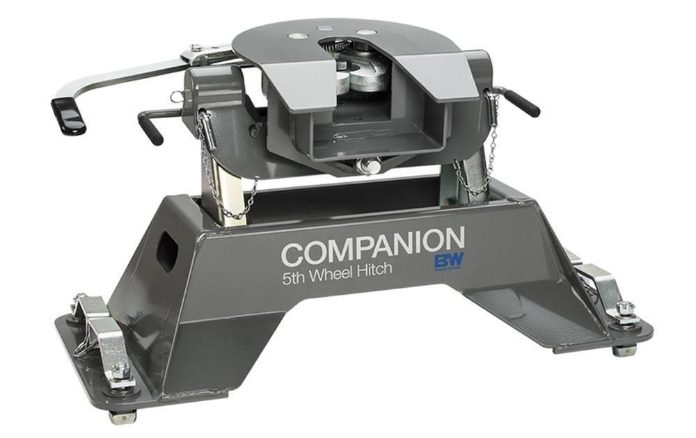 B Amp W Companion Oem Puck System Fifth Wheel Hitch Rvk3600