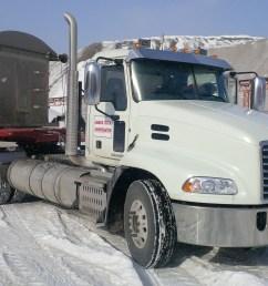 the mack pinnacle with mp8 505c engine truck news rh trucknews com [ 3264 x 1836 Pixel ]