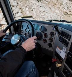 mack granite mdrive hd cab interior  [ 3456 x 2304 Pixel ]