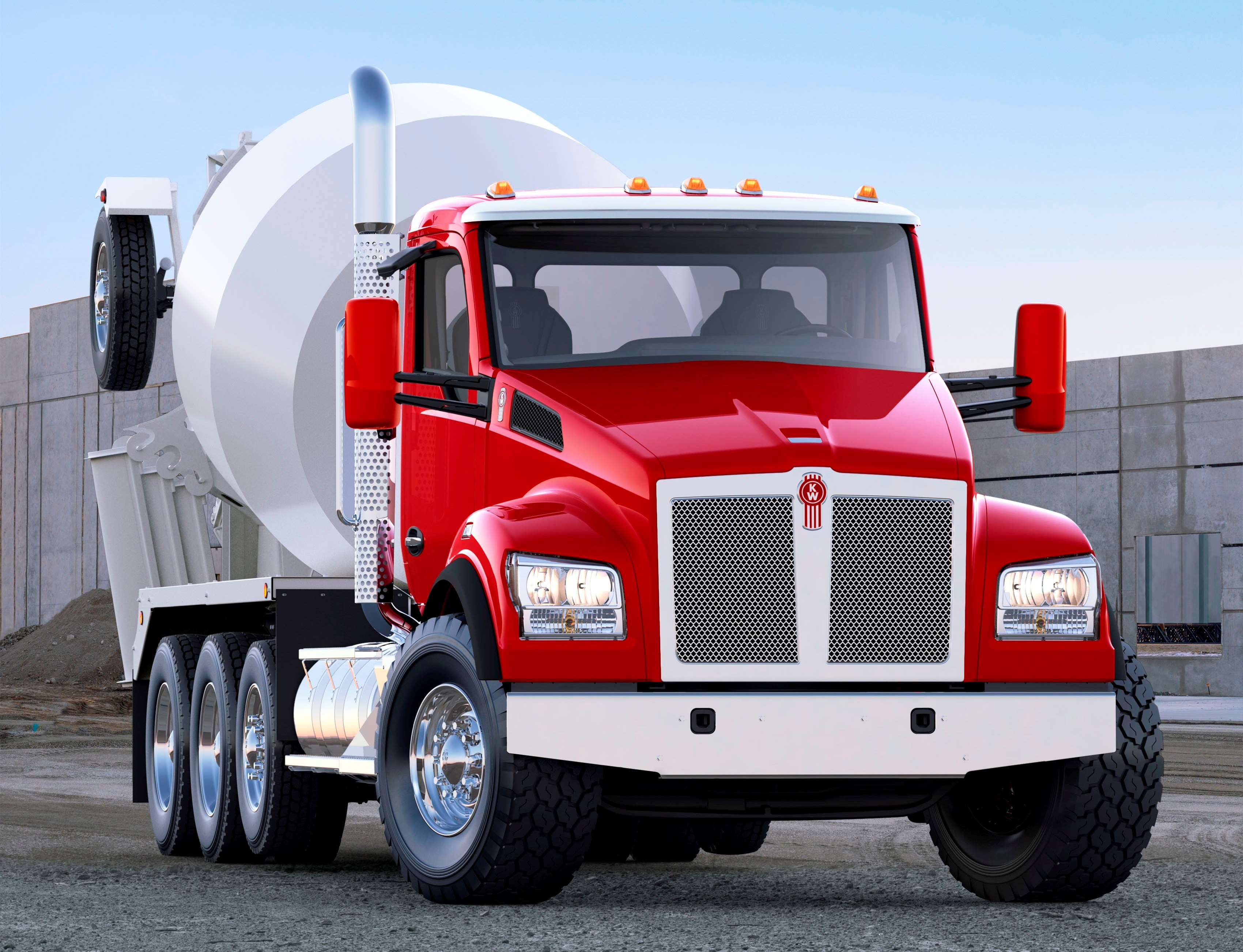 Kenworth Brings Deals Product Enhancements To Mats
