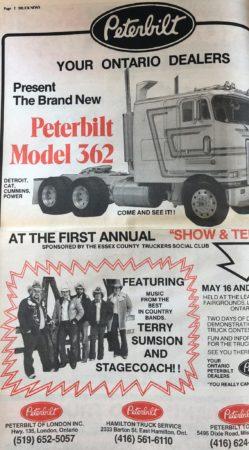 Truck News 1981