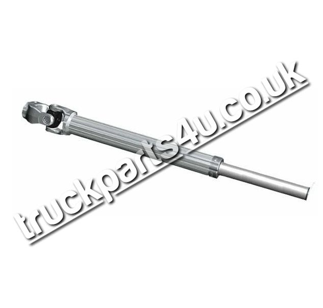 Truck Parts 4 U : DAF XF105 STEERING SHAFT COLUMN UJ-TP03070