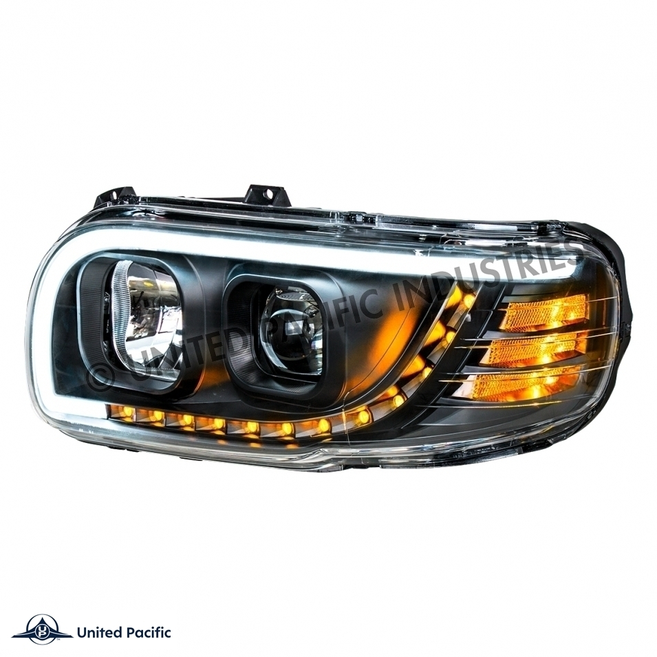 medium resolution of 388 389 peterbilt headlight w led driver