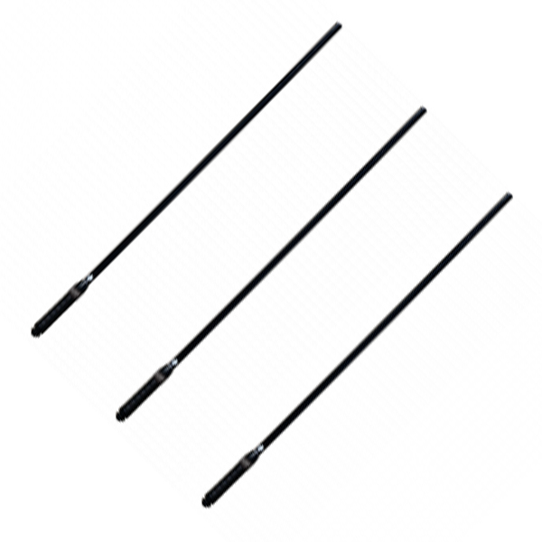 RFI all band 4G/LTE antenna Broomstick Antenna Black - Truckphones