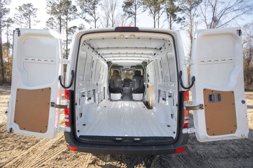 small resolution of mercedes benz sprinter van full dimensions and specifications trucks com