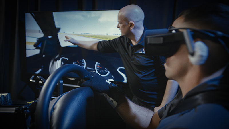 Virtual Reality Is The New Reality For Truck Driver