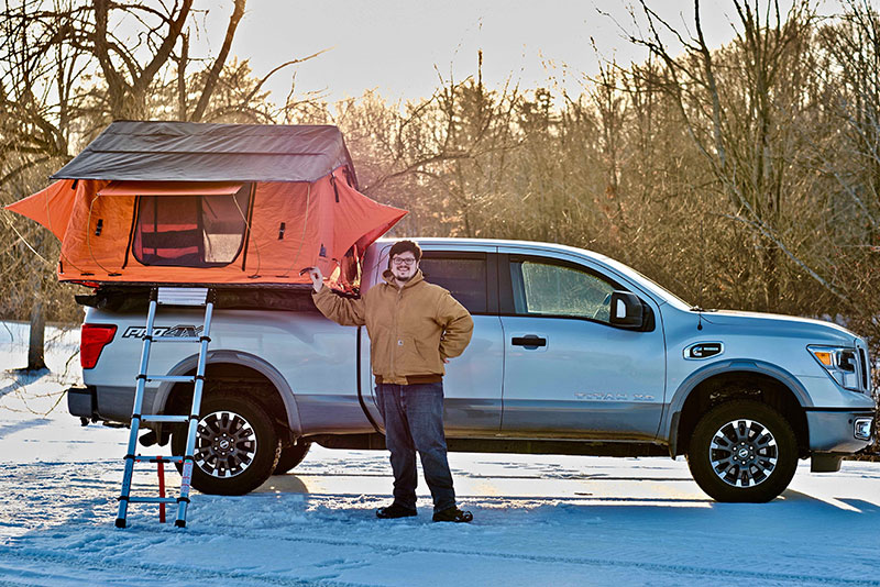 how rooftop tents are reshaping camping