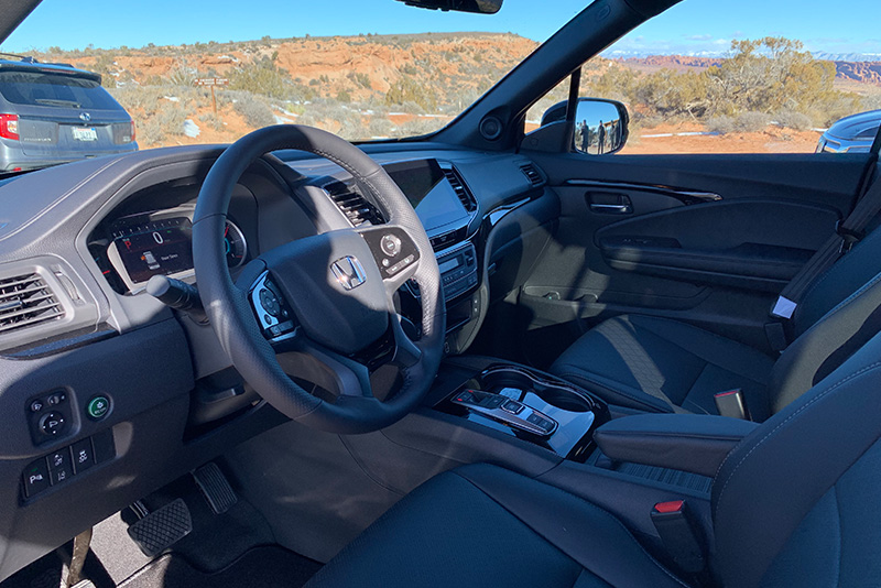 First Drive 2019 Honda Passport Back As Off Road Ready