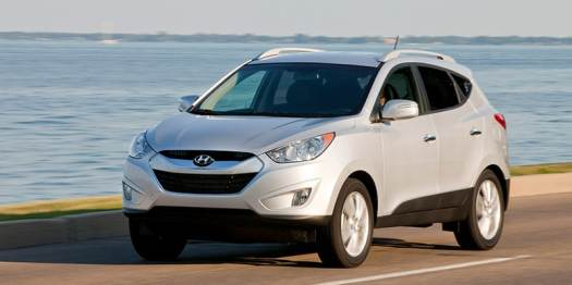 Hyundai Recalls Tucson SUVs for Oil Leaks That Could Cause ...