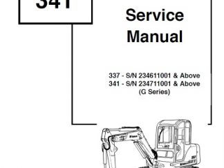 Bobcat 630, 631, 632 Service Repair Workshop Manual