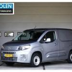 Peugeot Partner 1 6 Bluehdi Asphalt Closed Lcv Trucksnl