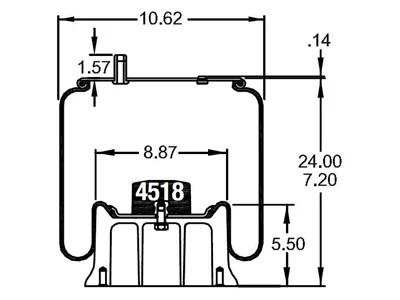 Trailer Air Ride Suspension Diagram Trailer Shocks Wiring