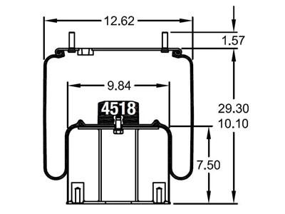 Truck Air Ride Suspension Diagram Heavy Truck Suspension