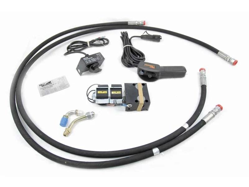 34-5010-12, Mile Marker 70-Series/H-Series Winch Valve Kit