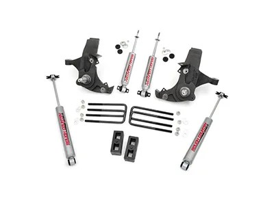 231N2, Rough Country 4 inch Suspension Lift Kit for the