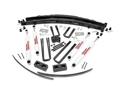 320.20, Rough Country 4 inch Suspension Lift Kit for the