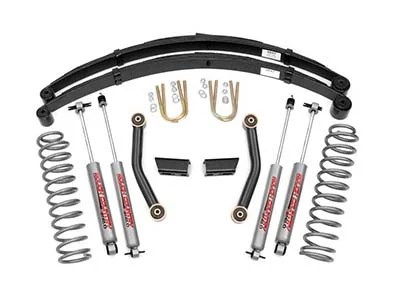 630XN2, Rough Country 3 inch Series II Suspension Lift Kit