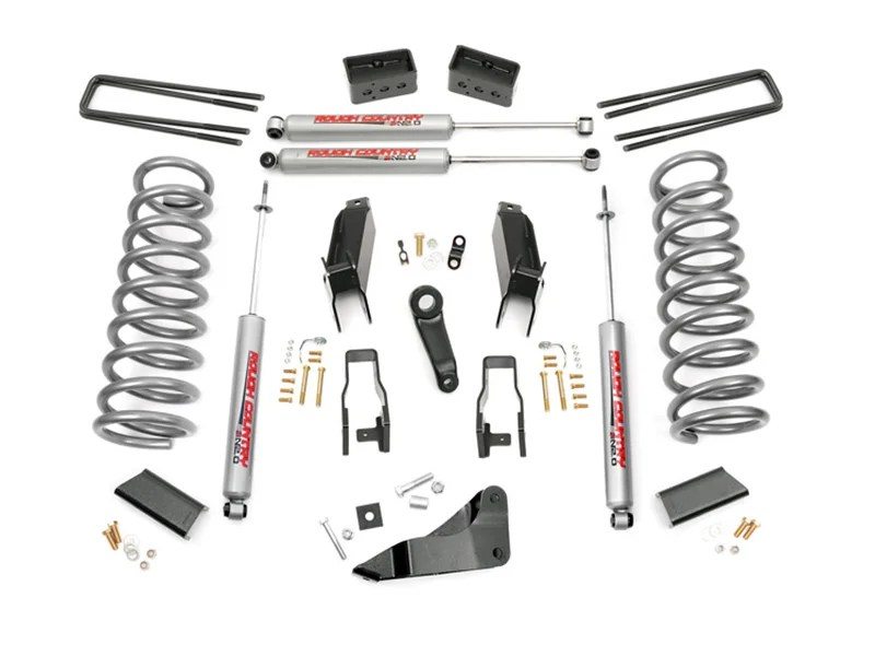 370.20, Rough Country 3 inch Suspension Lift Kit for the