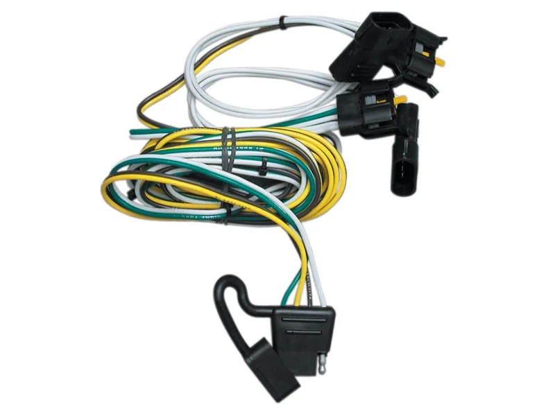2001 Ford Ranger Trailer Wiring Harness