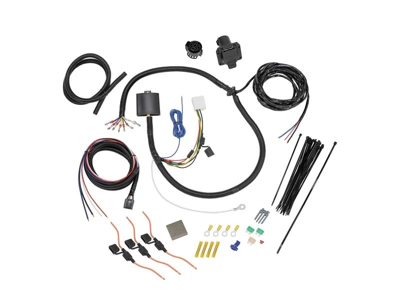 22119, Replacement OEM 7-way Tow Package Wiring Harness