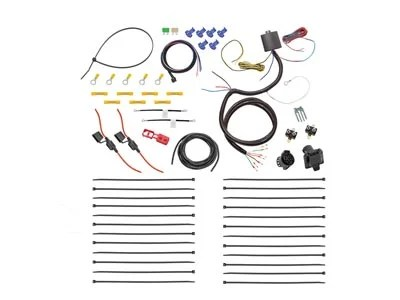 Buy Electronic Trailer Brake Control Wiring Harness and