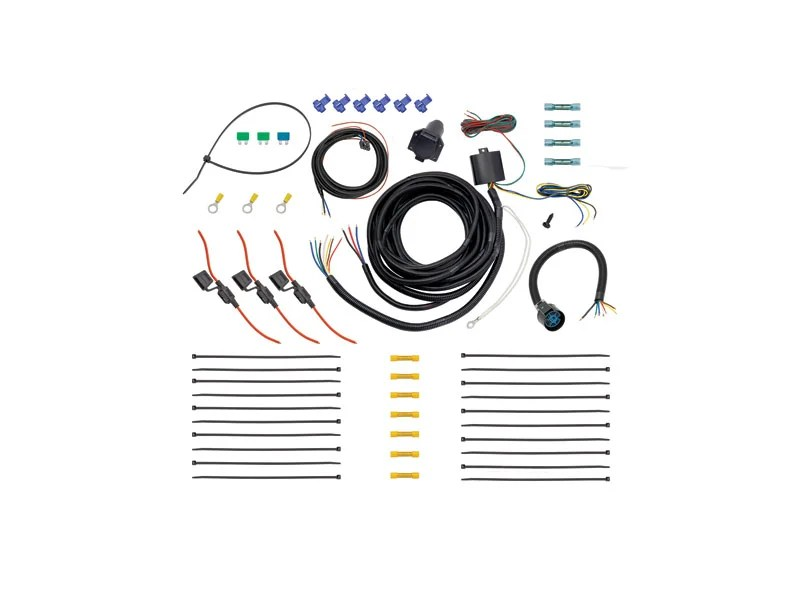 22550, Universal Wiring Harness with ModuLite and Brake
