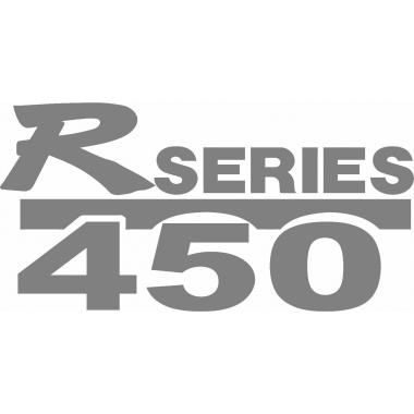 Scania R series 450 truck sticker