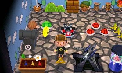 Animal Crossing Wild World Wallpaper Obtener Items De Nintendo En Animal Crossing New Leaf