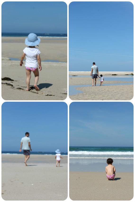 Papá y su niña