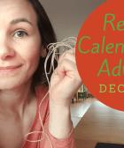 Calendario de Adviento para niños