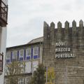 guimaraes tower portugal