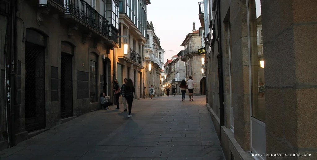 nightlife Pontevedra Galicia