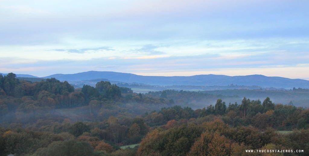 Views Deza valley Galicia nature - trucosviajeros