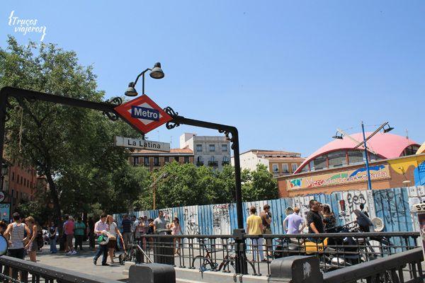 10 trucos para moverse por Madrid en Metro