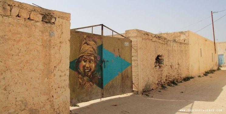 Graffiti street art Spain BToy Djerba Tunisia