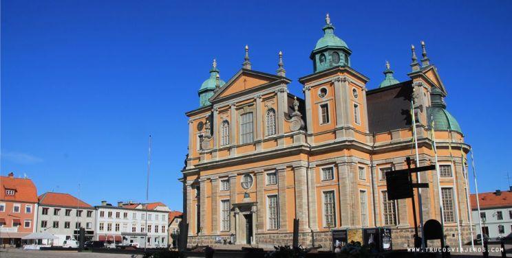 Kalmar Cathedral Sweden