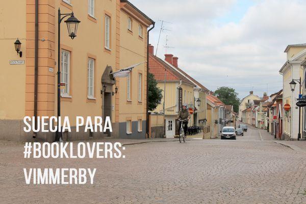 Que ver en Vimmerby Suecia