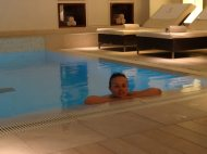 Piscine Majestic Hotel SPA