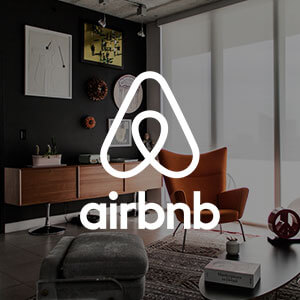 Airbnb : -25€