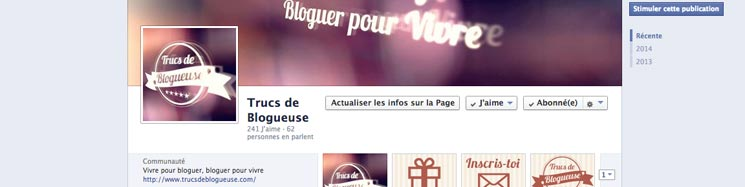 Comment personnaliser sa page Facebook ?